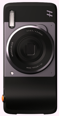 Moto Mod Hasselblad True Zoom